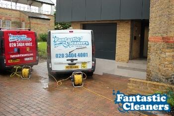 Fantastic Window Cleaners Vans