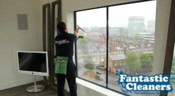 Inside Window Cleaning Services in London